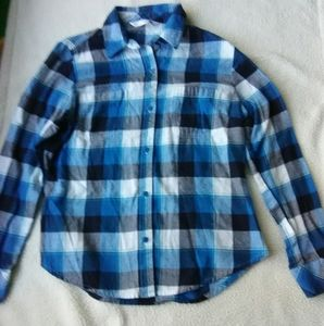 Flannel shirt ( Riders by Lee )